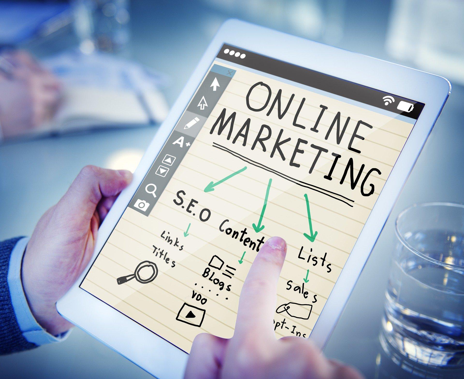 Online Marketing mit Alfatranslations.ch